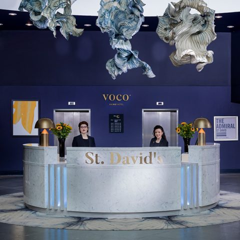 Welcome to voco St David's Cardiff